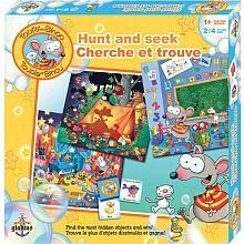 Toupie & Binou - Jeu de Cherche et Trouve