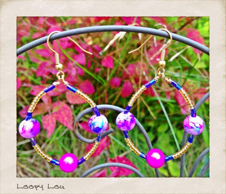 Loopy Lou Earrings