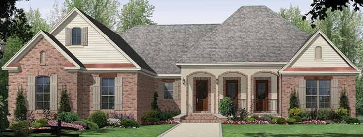 Country house plan with 2201 square feet and 3 bedrooms s for Home source com