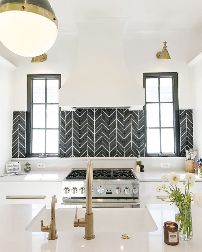 These kitchen backsplash designs are so good that they're inspiring our next remodel.