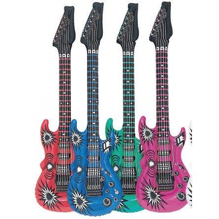 Aufblasbare Gitarre 101 cm