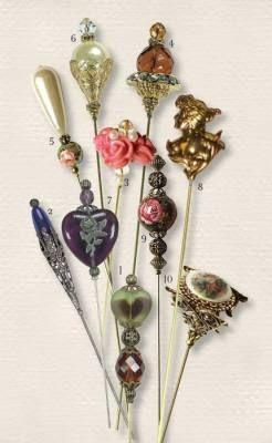 gorgeous pins
