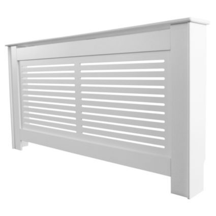 Large White Suffolk Radiator Cover: Image 1