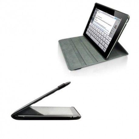 iPad 2 Rotary Standlı Delux Deri Kılıfı