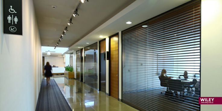 Off the 'street' are a number meeting rooms of various sizes and a conference room. The conference room, more commonly known as MR6 is used for a diverse range of meetings, functions and conferences.  #wiley