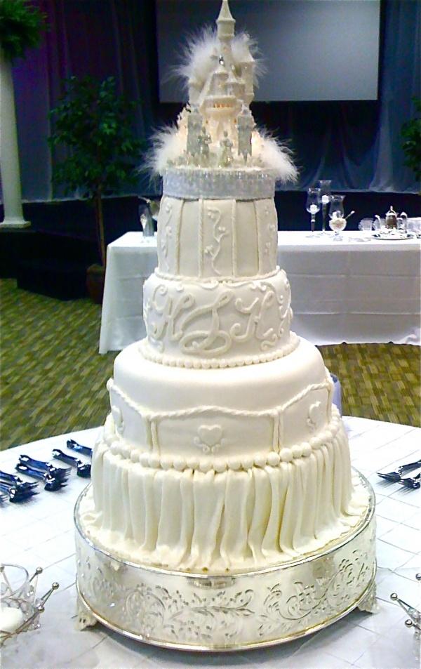 Big Wedding Cake Xoxo