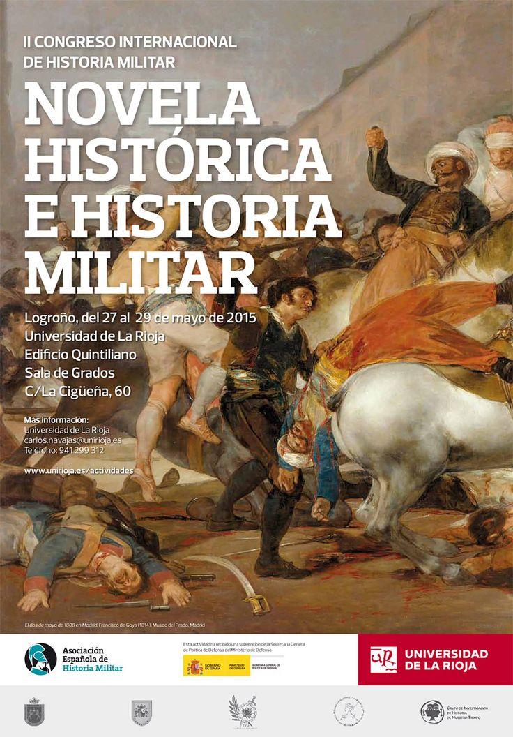 II Congreso Internacional de Historia Militar. http://bit.ly/1aOeqFQ