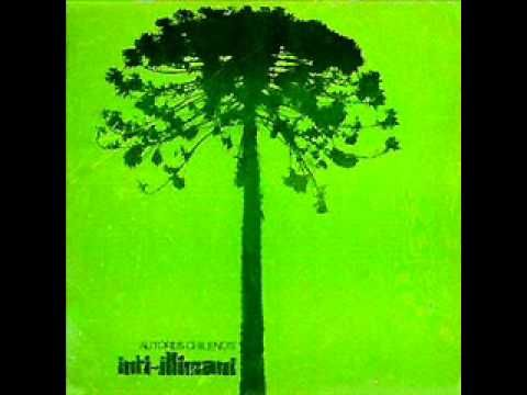 Inti Illimani  -  1971 -  Autores Chilenos