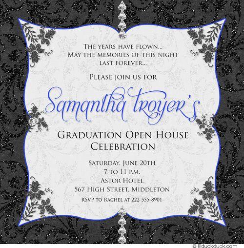 15 best Nursing School Graduation Announcements images on Pinterest - fresh graduation invitation maker online free