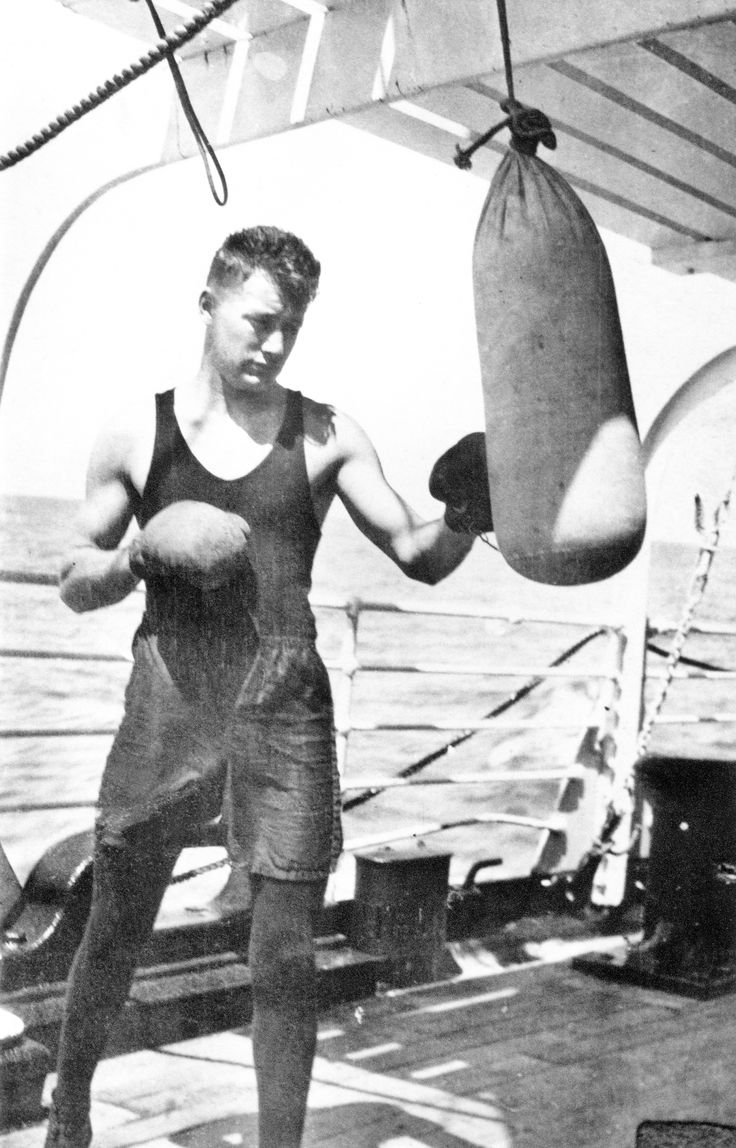 Welterweight boxer, Ted Morgan was the first person to win an Olympic gold medal representing New Zealand. Malcolm Champion (1912) was the first Kiwi to win a gold medal but he did it representing Australasia. Ted won gold at the 1928 Olympics. #BetheInspiration #RoadtoRio