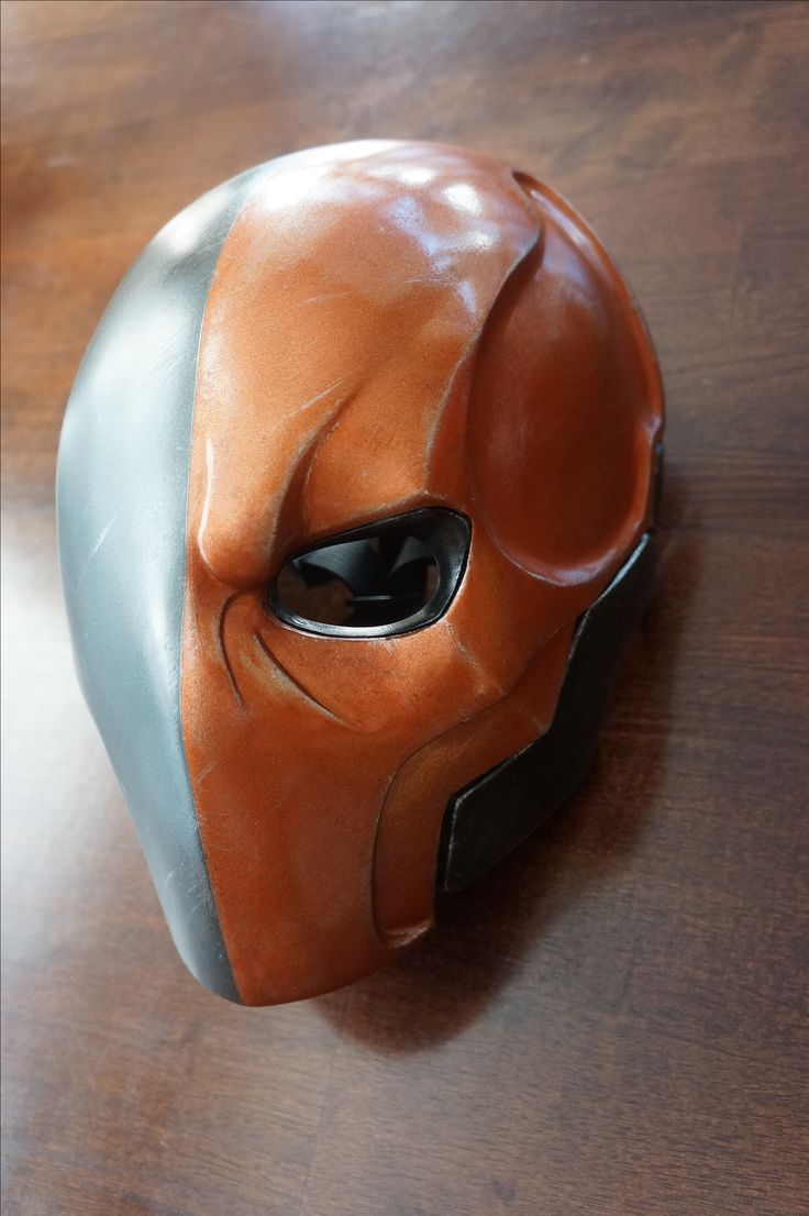 Best 25+ Deathstroke mask ideas on Pinterest | Deathstroke costume ...