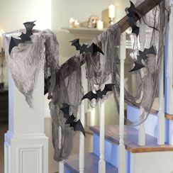 bat gauze draping kit asda party