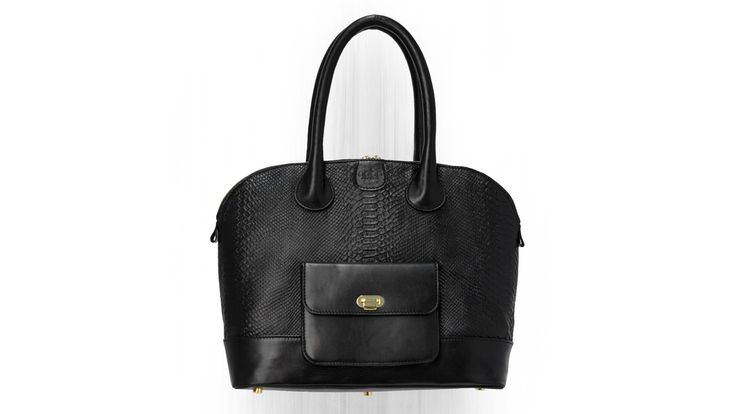 leather bag by Gabo Szerencses