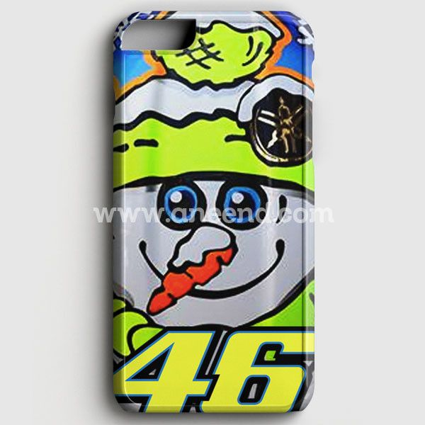 Valentino Rossi VR46 Winter case provides a protective yet stylish shield between your iPhone 7 and accidental bumps, drops, and scratches. Features slim and lightweight profile, precise cutouts, and