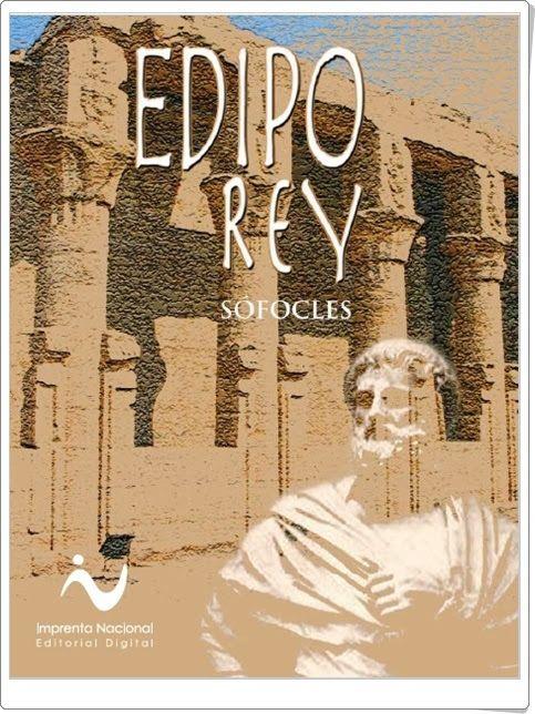 """""""Edipo rey"""" de Sófocles (Teatro griego clásico)"""