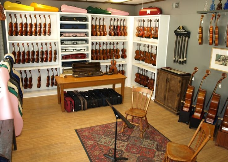String Teachers | The Violin Shop in Lincoln