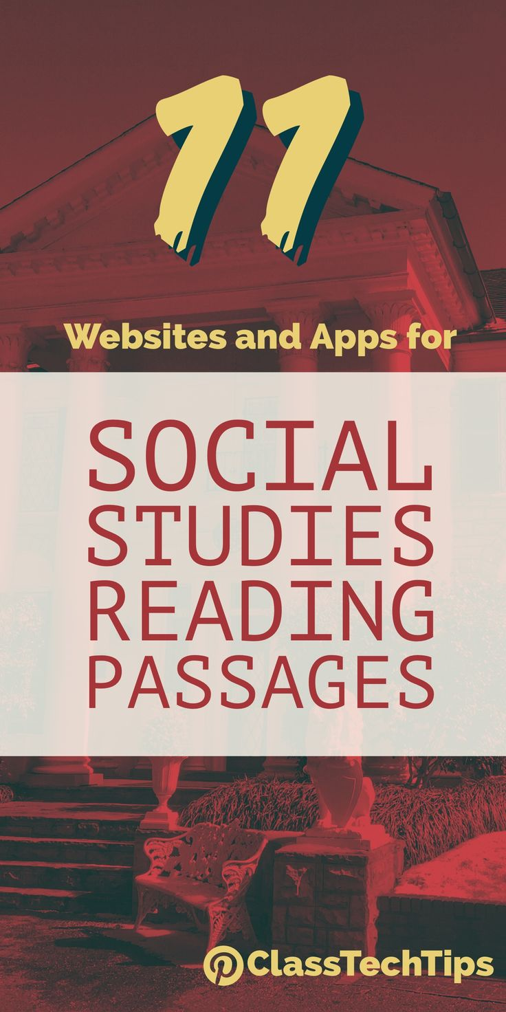 Looking for social studies lessons? Incorporating social studies reading passages into your instruction can help you address learning goals in both subject areas. Here are my favorites!