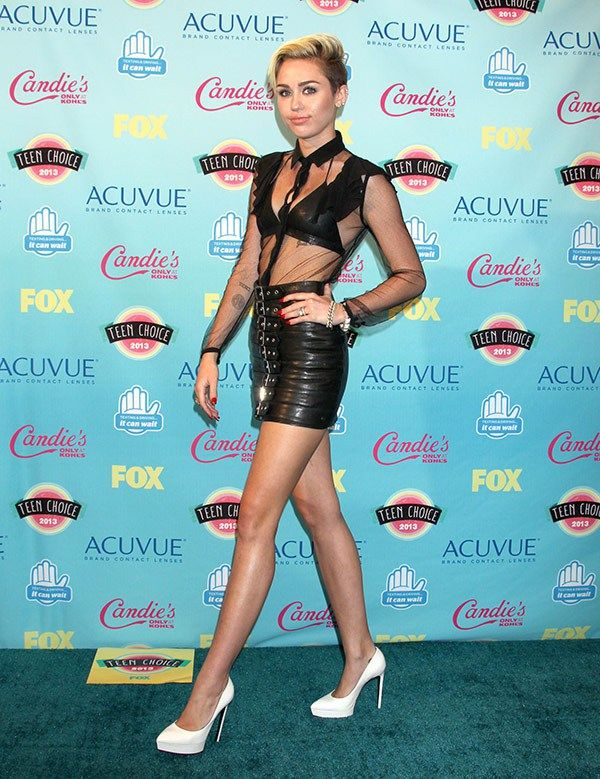 Hot and Steamy Pics Of Miley Cyrus You Haven't Seen Before ...