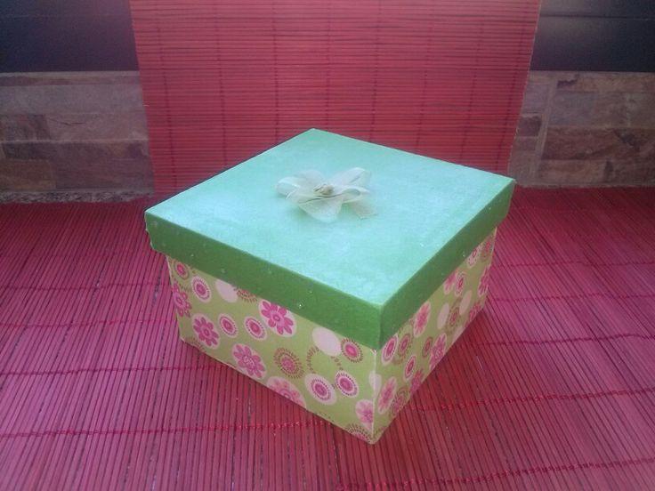 caja para usos multiples I