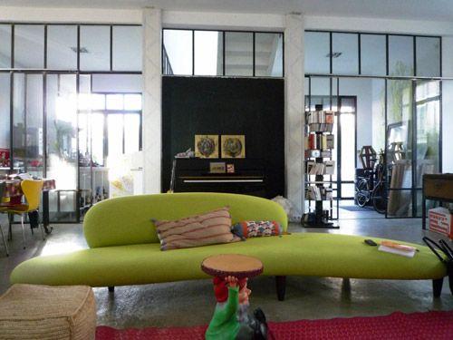 atelier loft - Table Atelier Loft