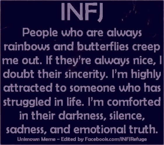 I've found out those always nice buttery smooth peeps are fake their sweet veneer cover deceit, hate, a hard heart and haughtiness.. infj. c'est moi. mcr