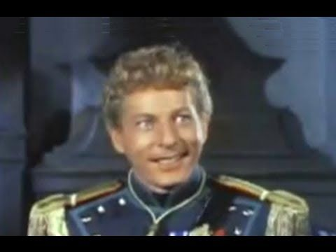 Danny Kaye in ''The Inspector General'' (1949)