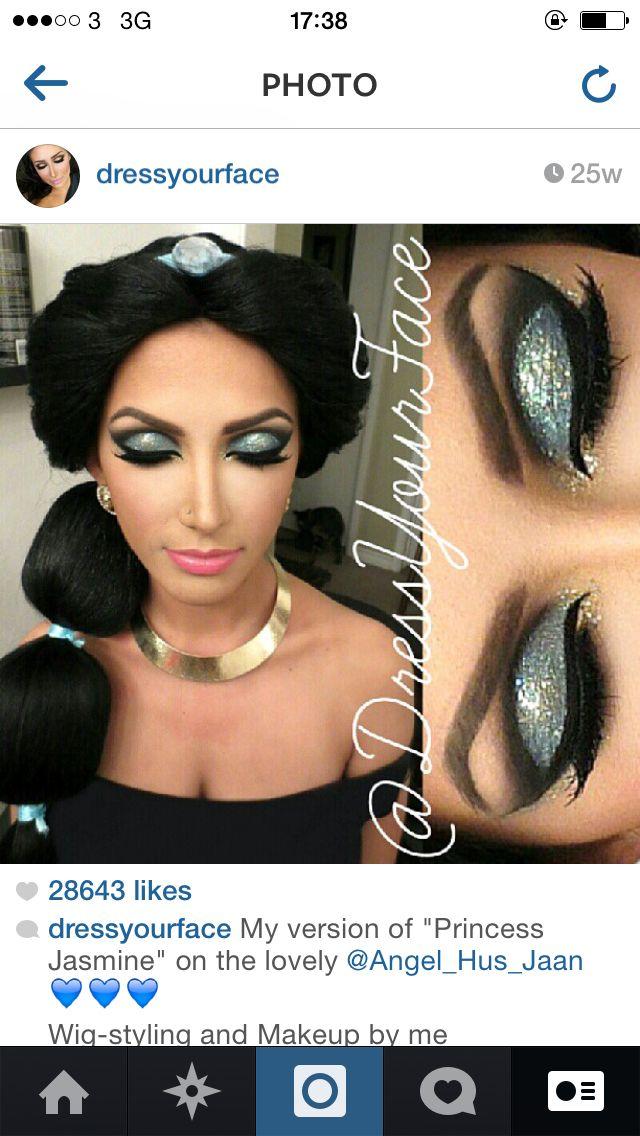Disney princess makeup                                                       …