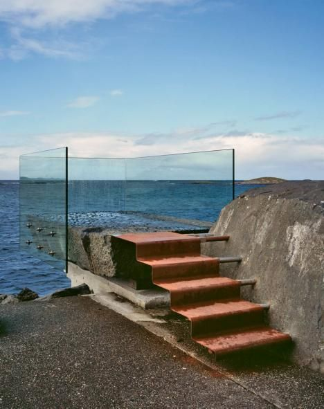 Best 16 Best Exterior Steps Images On Pinterest Corten Steel 400 x 300