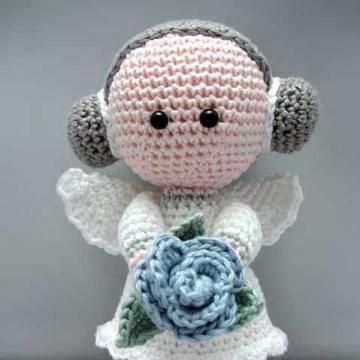 Amigurumi Bb Angel : 1000+ images about ??????? ????????? on Pinterest