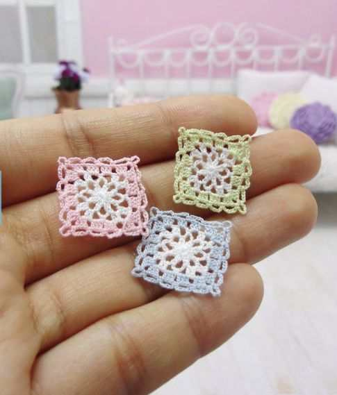 Mini potholders