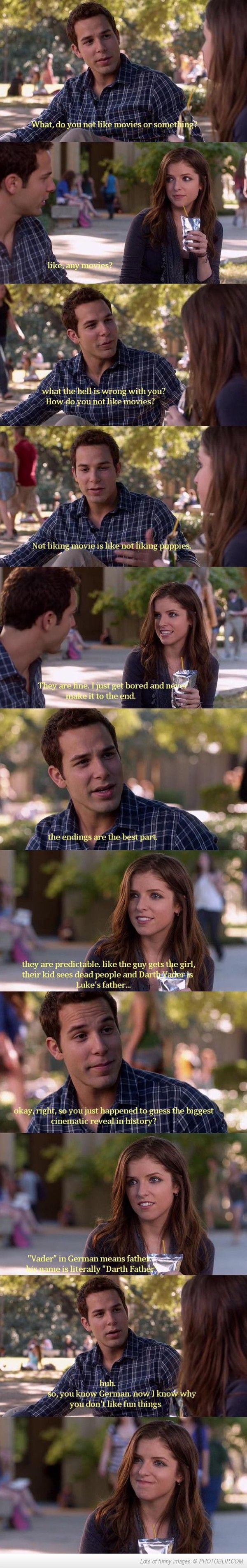 Pitch Perfect One Of The Best Scenes