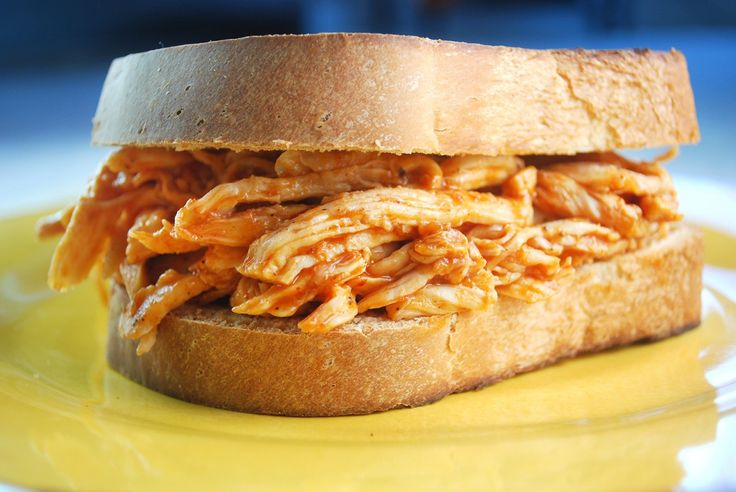Spicy Chipotle BBQ Chicken Sandwiches for a fireworks Fourth.