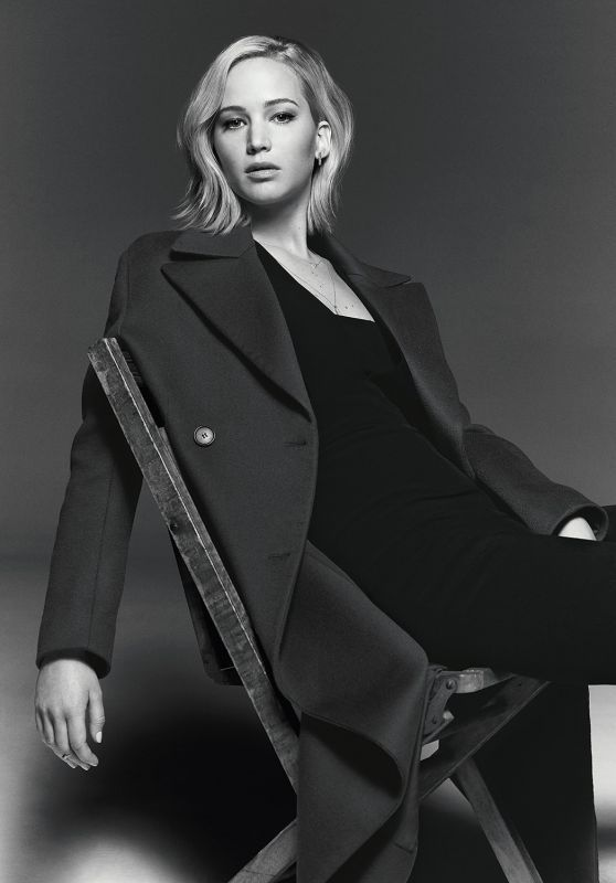 Jennifer Lawrence - Photoshoot for The Hollywood Reporter November 2015