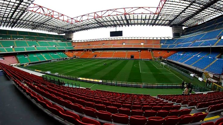 Giuseppe Meazza Stadium #Inter