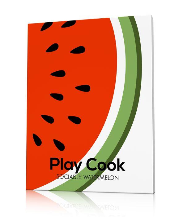 tableau fruits pour la cuisine sociable watermelon d co pour cuisine affiche vintage radis. Black Bedroom Furniture Sets. Home Design Ideas