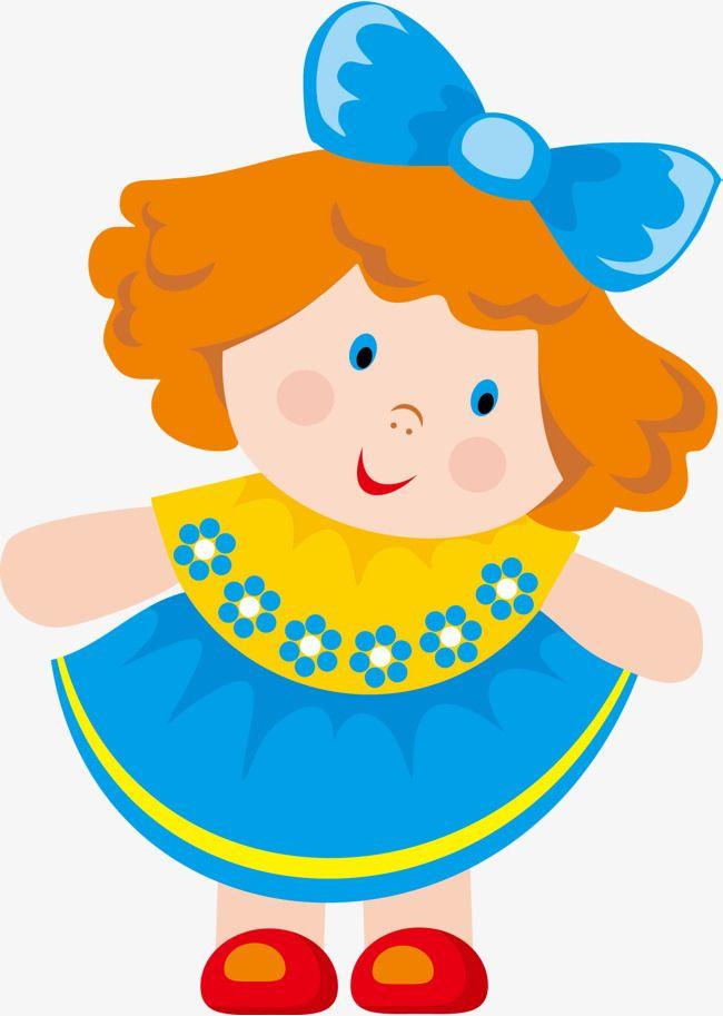 Векторные картинки кукла