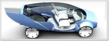 me gusta como  se veran los autos en el futuro