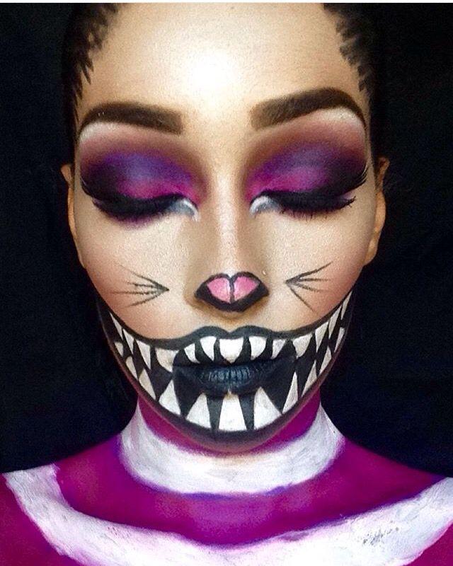 Best 25+ Cat halloween makeup ideas on Pinterest | Cat makeup, Cat ...