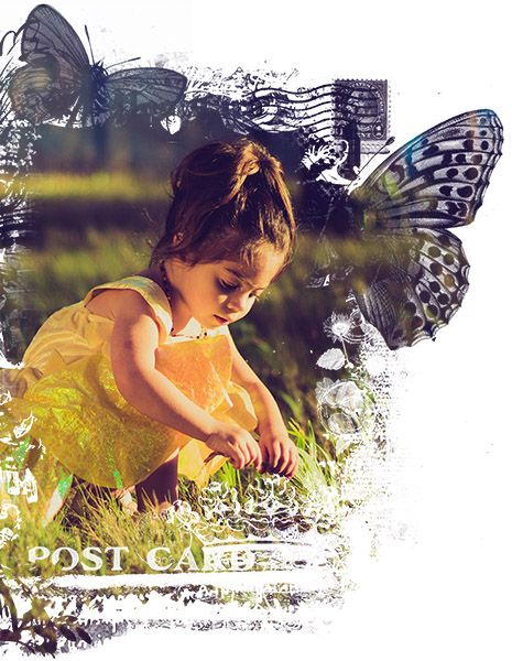 Photo masks vol.5 - border photo masks