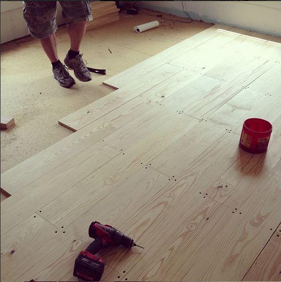 138 Best Cool Floors Images On Pinterest Wood Flooring