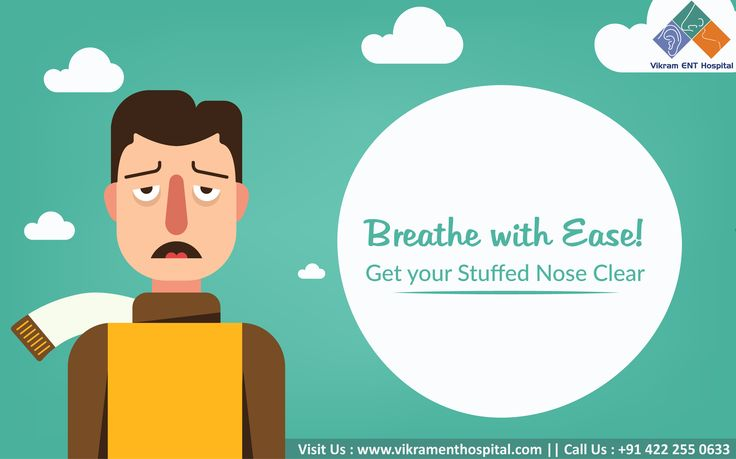 Nasal congestion in simple term is called as #Stuffynose. Most of us have experienced this while we suffer from #cold. Get the right medications for immediate recovery at Vikram ENT Hospital. For appointments call us at +91 422 255 0633.