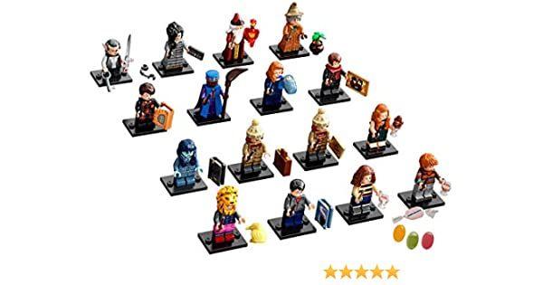 Serie 2 Lego Harry Potter Minifiguren Alle 16 Verschiedene Figuren Phantastische Tierwesen Harry Potter Geschenke Geburtstagsparty Ideen