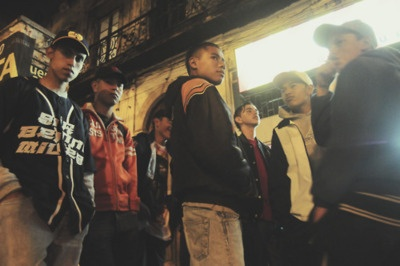 Lil' G'sMaking the Video:DONCELLA DE LA CALLE - Crack Family G'sSpoonPhotography Wed 7 Sept