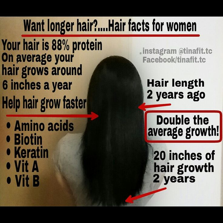 hair growth rates is long hair genetic part 1 the feisty