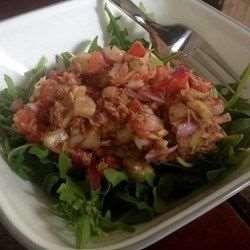Tomaten, basilicum en makreelsalade recept - Recepten van Allrecipes