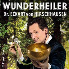 Dr. med. Eckart von Hirschhausen: Wunderheiler // 28.11.2016 - 16.03.2017  // 05.12.2016 20:00 BERLIN - CHARLOTTENBURG/UdK Konzertsaal Hardenbergstraße // 06.12.2016 20:00 BERLIN - CHARLOTTENBURG/UdK Konzertsaal Hardenbergstraße // 07.12.2016 20:00 BERLIN - CHARLOTTENBURG/UdK Konzertsaal Hardenbergstraße // 08.12.2016 20:00 BERLIN - CHARLOTTENBURG/UdK Konzertsaal Hardenbergstraße // 14.12.2016 20:00 HAGEN/Stadthalle Hagen // 15.12.2016 20:00 MÜNSTER/Messe Congress Centrum Halle Münsterland…