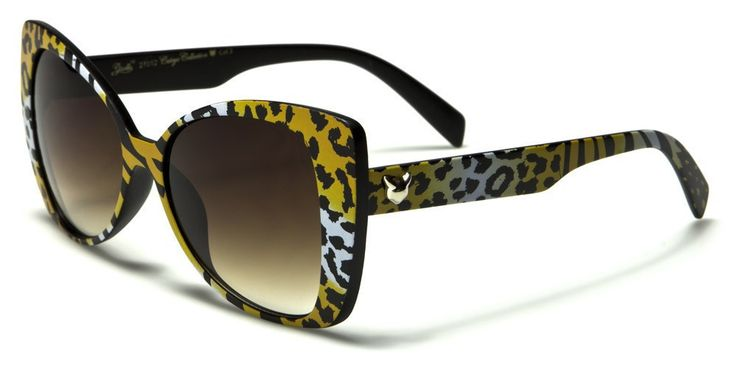 Giselle Womans Cat Eye Sunglasses NEW 100% UVA and UVB Protection