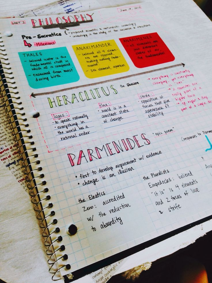 Study Hard, studyorcry:   09.01.15 // old philosophy notes...