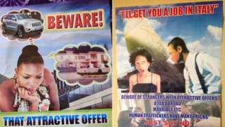 Human trafficking: The lives bought and sold - BBC News