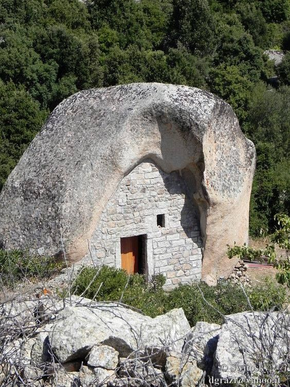 """Roccia """" La casa """" -Gallura - Sardegna Nord"""